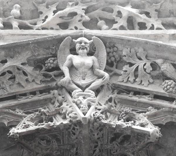 Le Baphomet, Figure de l'ésotérisme templier 01